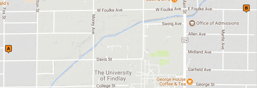 Two fatal shootings within a mile of campus in three months